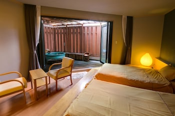 AI, Japanese Western Style Room with Open-air bath, Non Smoking
