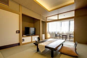 RICAN, Japanese Style Room with Terrace and Private Bathroom, 10 Tatami-mats, Non Smoking