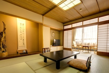 Japanese Style Room with Private Toilet, 10 Tatami-mats, Smoking
