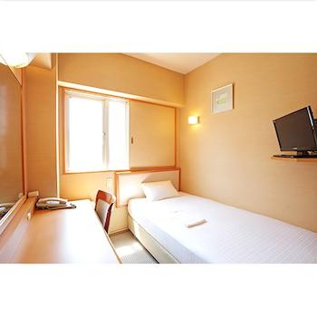 シングルルーム 喫煙可|9㎡|スマイルホテル八戸