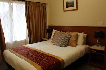 Guestroom at Pioneer Way Motel in Faulconbridge