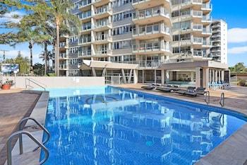 太平洋雷吉斯公寓飯店 Pacific Regis Apartments