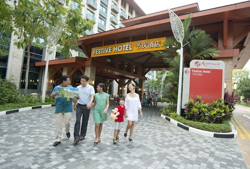 Resorts World Sentosa - Festive Hotel, Pulau Sentosa