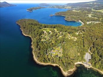 NRMA Port Arthur Holiday Park - Aerial View  - #0