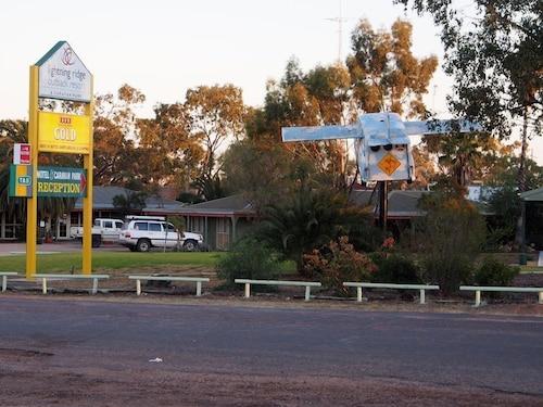 . Lightning Ridge Outback Resort & Caravan Park