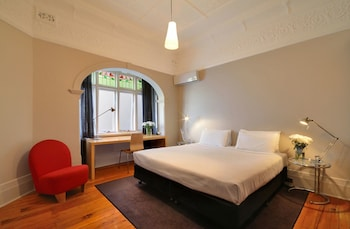 Guestroom at Dive Hotel in Coogee