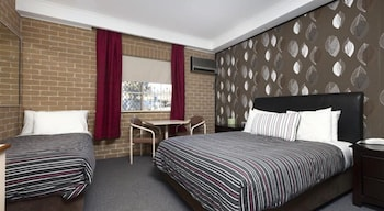 昆比恩大莊園汽車旅館 Grand Manor Motor Inn - Queanbeyan