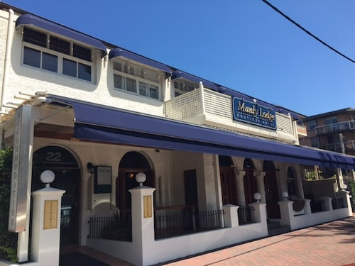 The Manly Lodge Boutique Hotel, Manly