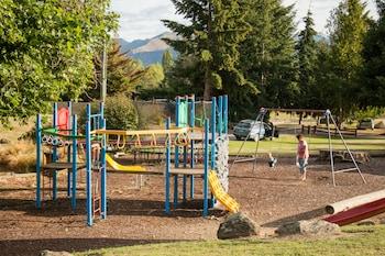 Wanaka Top 10 Holiday Park - Childrens Area  - #0