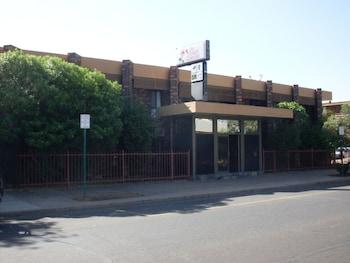 愛麗斯泉沙漠玫瑰飯店 Desert Rose Inn Alice Springs