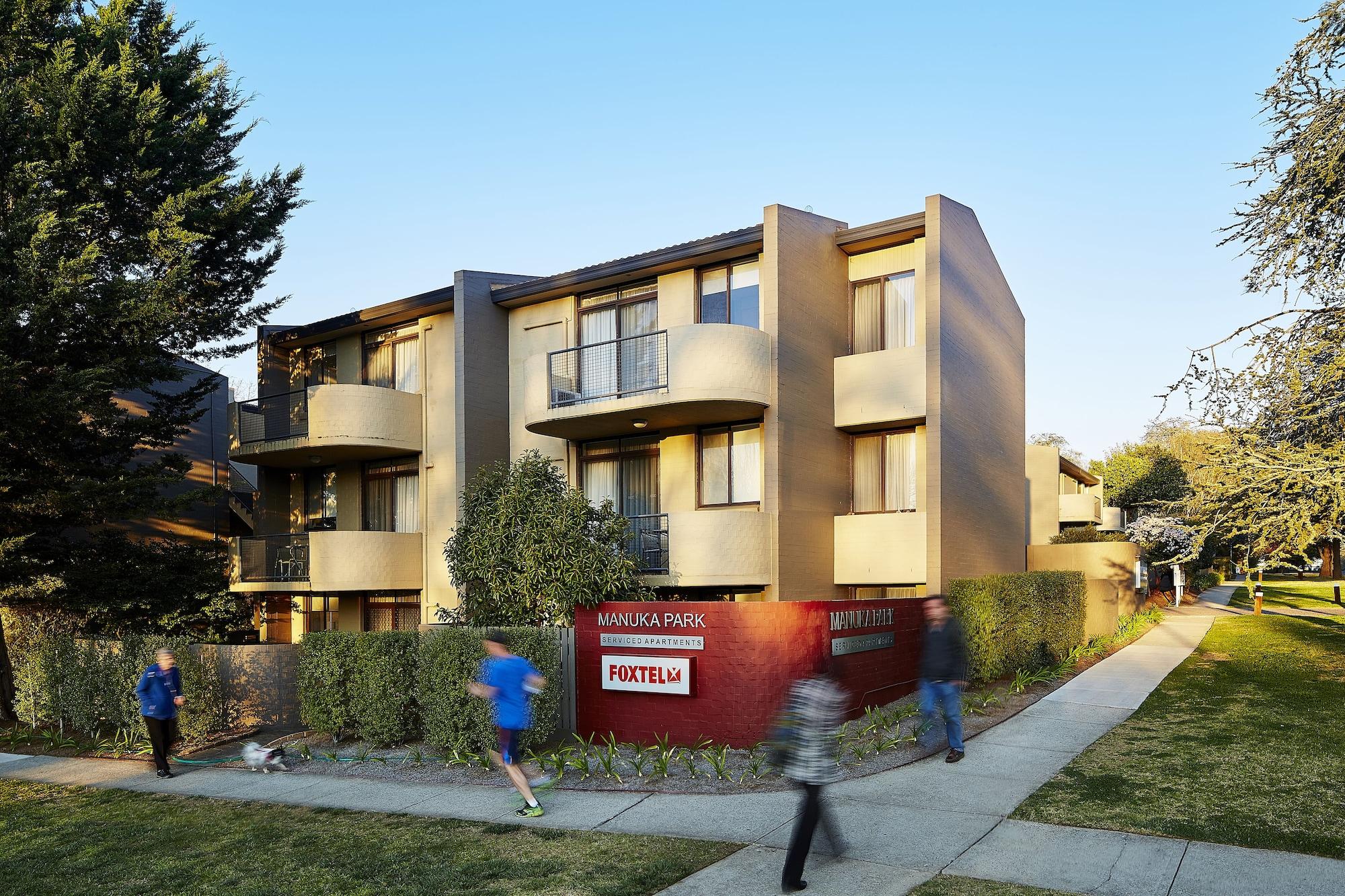 Manuka Park Apartments, Griffith