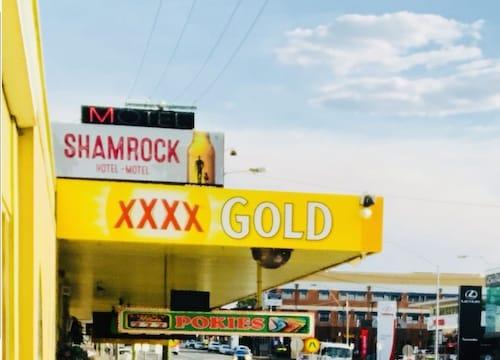 Shamrock Hotel Motel, Toowoomba - Central