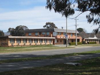 堪培拉萊納姆汽車旅館 Canberra Lyneham Motor Inn