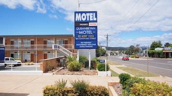 昆比恩汽車旅館 Queanbeyan Motel