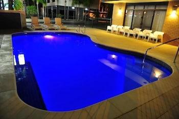米爾迪拉廣場汽車旅館 Mildura Plaza Motor Inn