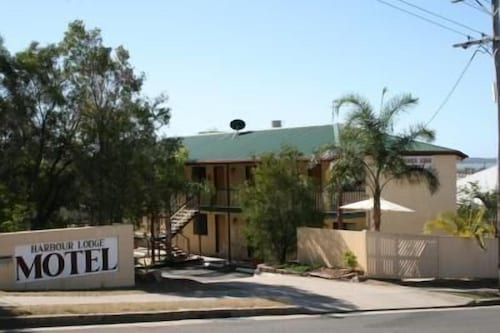 . Harbour Lodge Motel Gladstone