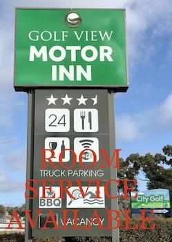 高爾夫球場景觀汽車旅館 Golfview Motor Inn