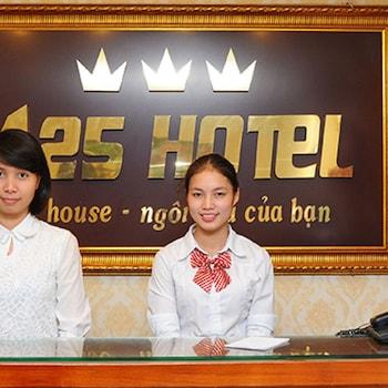 A25 Hotel Doi Can - Reception  - #0