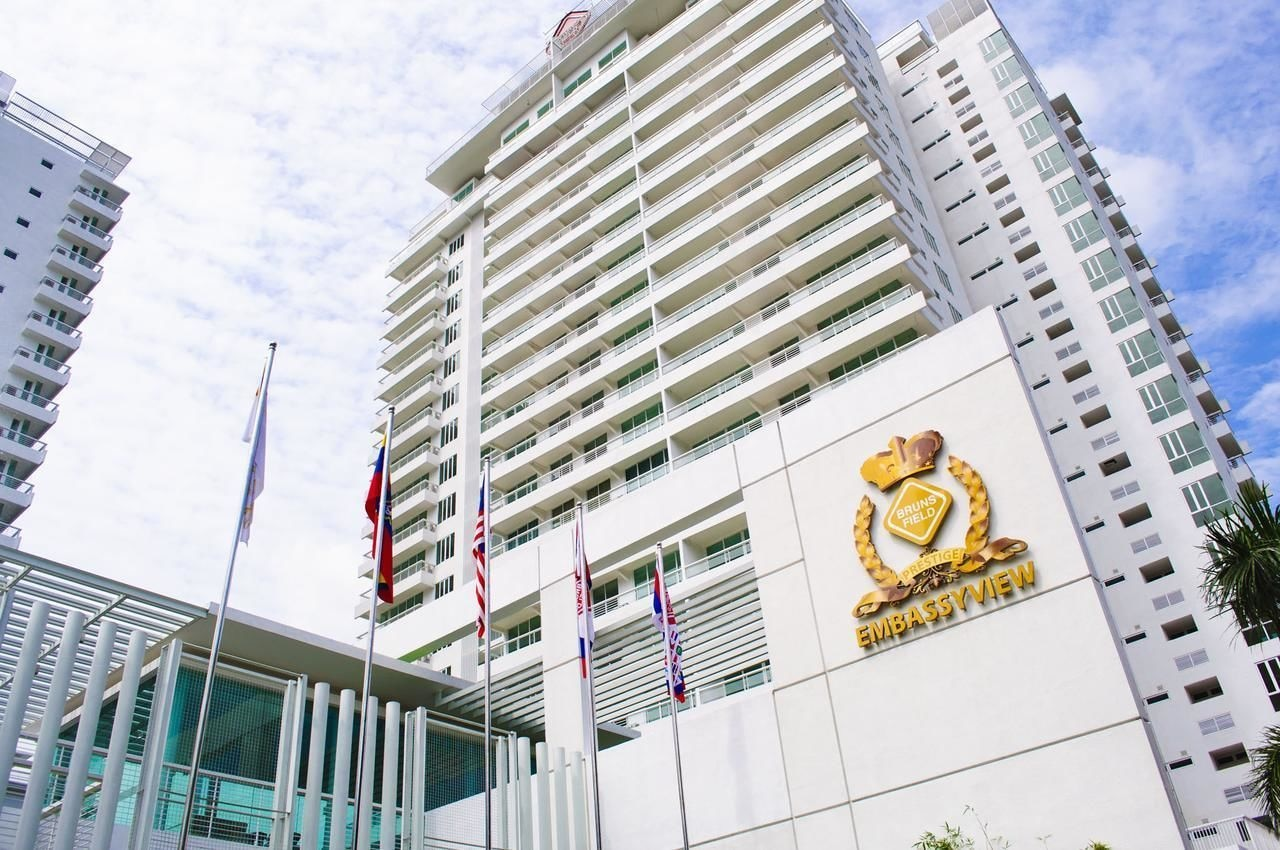 Brunsfield Embassyview Condosuite, Kuala Lumpur