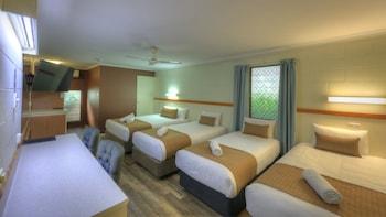 分流汽車旅館 Billabong Lodge Motel