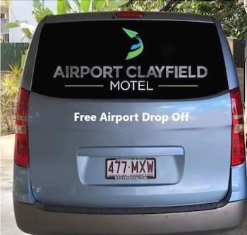 克萊爾德機場汽車旅館 Airport Clayfield Motel