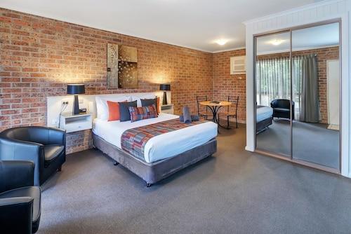 Begonia City Motor Inn Ballarat, Ballarat  - South