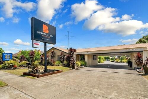 . Begonia City Motor Inn