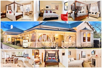 庫拉朗塞斯頓飯店 Kurrajong House Launceston