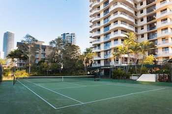 Capricornia Apartments - Tennis Court  - #0