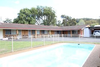 中央海岸汽車旅館 Central Coast Motel