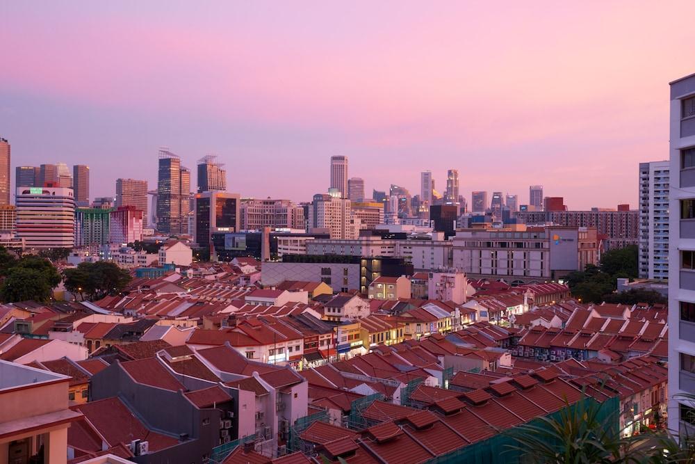 ヒルトン ガーデン イン シンガポール セラングーン
