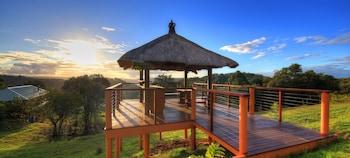 馬萊尼熱帶峇里島風渡假飯店民宿 Maleny Tropical Retreat Balinese B&b