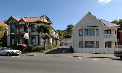 Sahara Guesthouse, Motel & Deluxe Studios, Dunedin