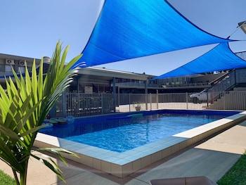 米爾杜拉中心汽車旅館 Central Motel Mildura