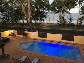 Taihoa Holiday Units - Outdoor Pool  - #0