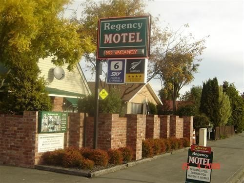 Ashburton's Regency Motel, Ashburton