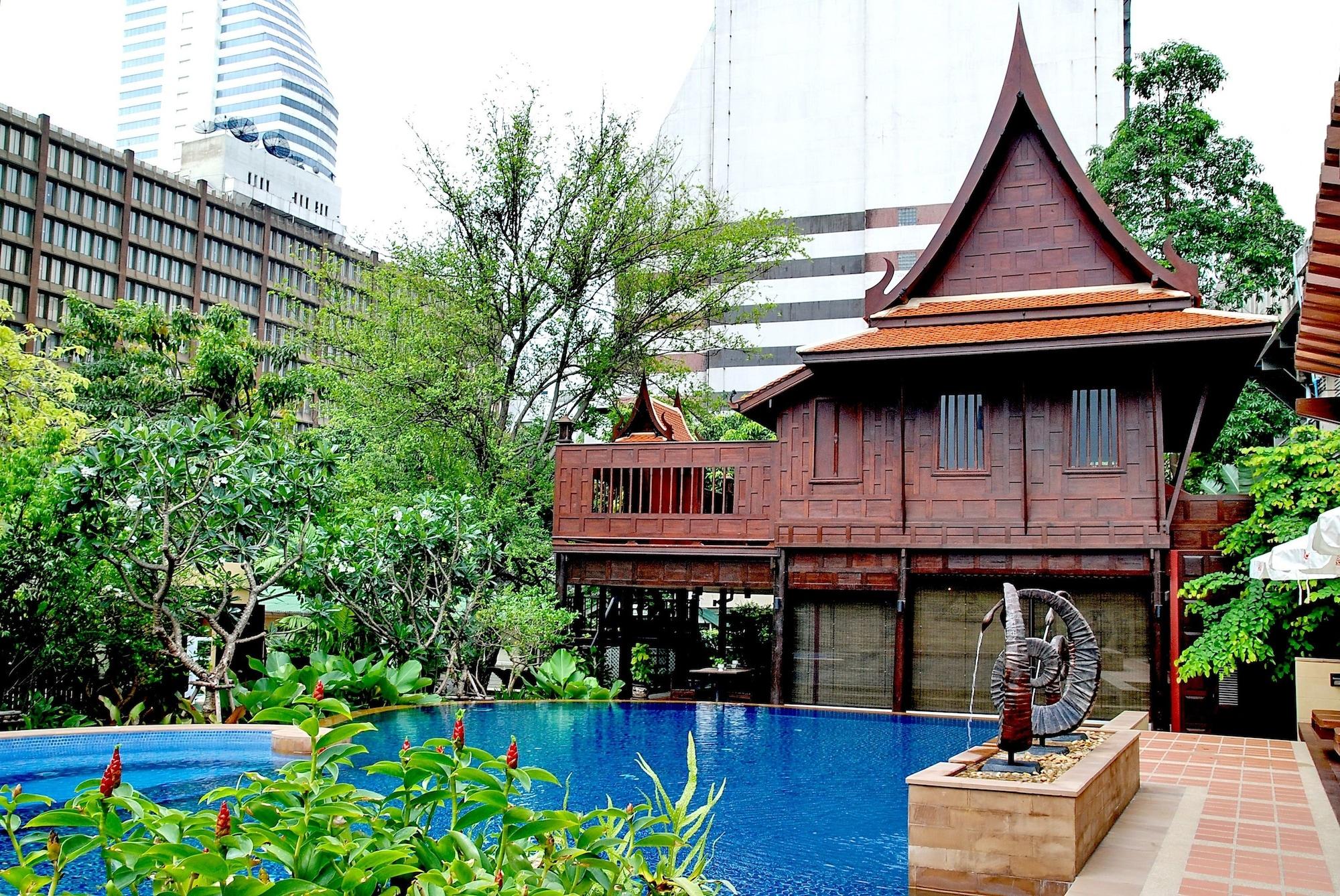 The Rose Hotel Bangkok, Bang Rak