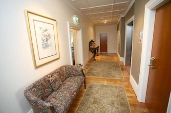Interior Entrance at Darcys Hotel at Homebush in Homebush