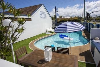 卡拉德拉莫法特海灘汽車旅館 Moffat Beach Motel Caloundra