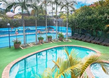 布里斯本背包客渡假村青年旅舍 Brisbane Backpackers Resort - Hostel