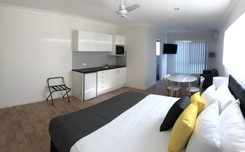 Guestroom at Wynnum Anchor Motel in Wynnum