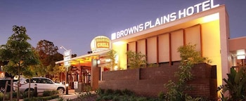 Exterior at Browns Plains Hotel in Browns Plains