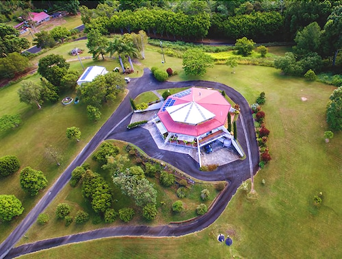 A View of Mt Warning Bed and Breakfast, Tweed - Pt B