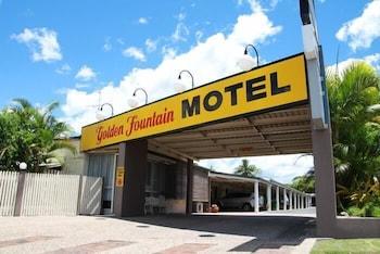 ゴールデン ファウンテン モーテル