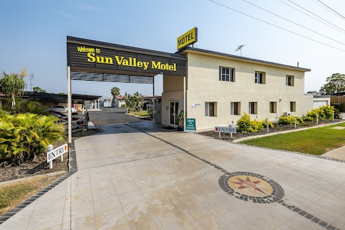 . Sun Valley Motel Biloela