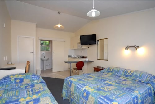 Frimley Lodge Motel, Hastings city