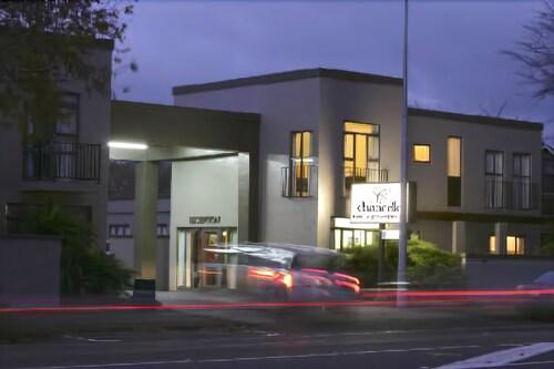 Chancellor Motor Lodge & Conference Centre, Palmerston North