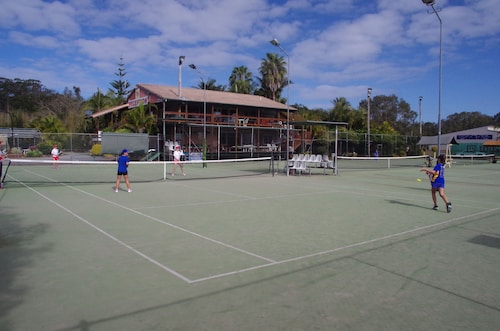 T's Tennis Resort, Port Macquarie-Hastings - Pt A