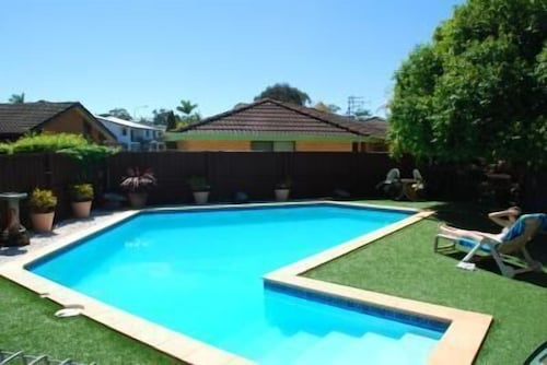 Golden Chain Port O'call Motel, Port Macquarie-Hastings - Pt A