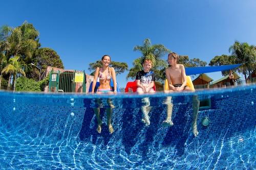BIG4 Moruya Heads Easts Dolphin Beach Holiday Park, Eurobodalla